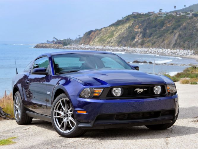 2011 Ford Mustang 5_0 G-T muscle f wallpaper