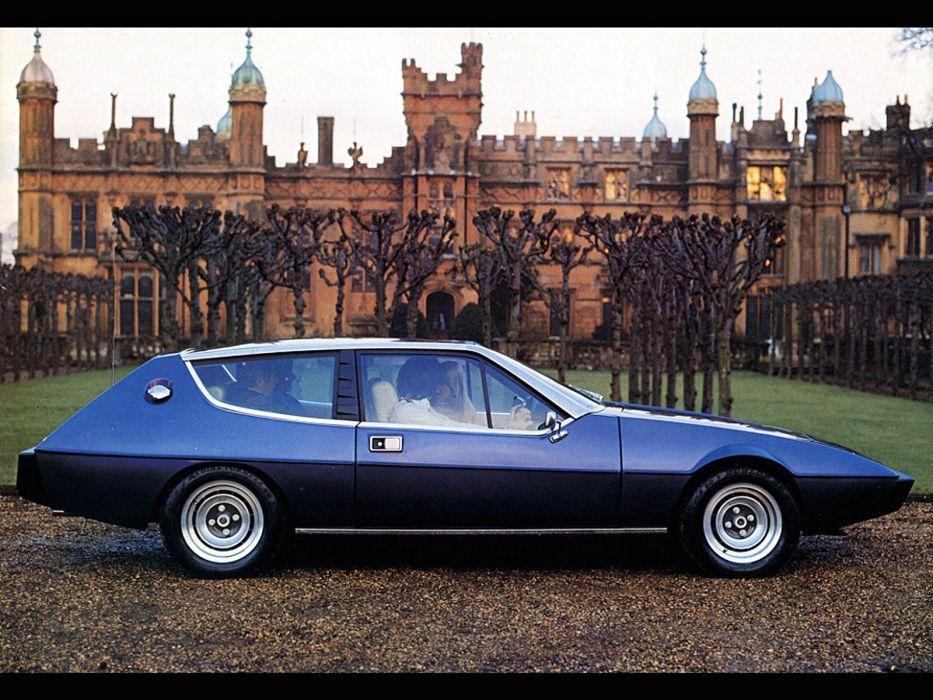1974 Lotus Elite classic supercar supercars   d wallpaper