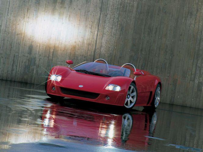 1998 Volkswagen W12 Roadster Concept supercar supercars wallpaper