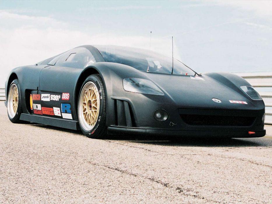 2001 Volkswagen W12 Concept supercar supercars race racing wallpaper