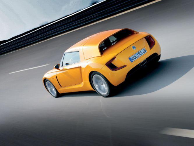 2005 Volkswagen Eco Racer Concept f wallpaper