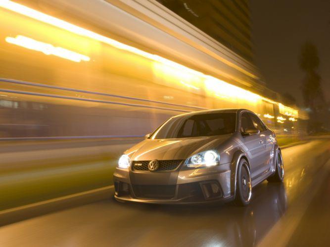2005 Volkswagen Jetta R-GT SEMA tuning f wallpaper