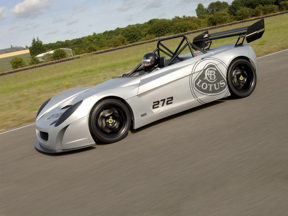 2006 Lotus Circuit Car race racing wallpaper