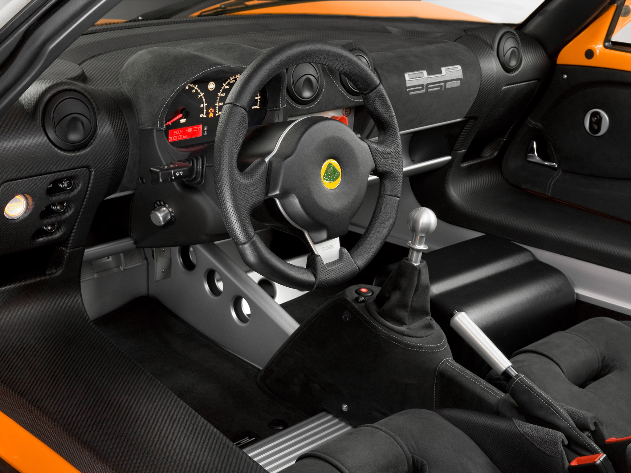 ... Lotus Exige Cup 260 supercar supercars interior wallpaper background