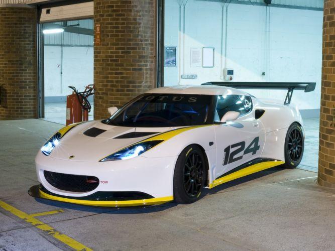 2009 Lotus Evora Type-124 Endurance race racing supercar supercars f wallpaper