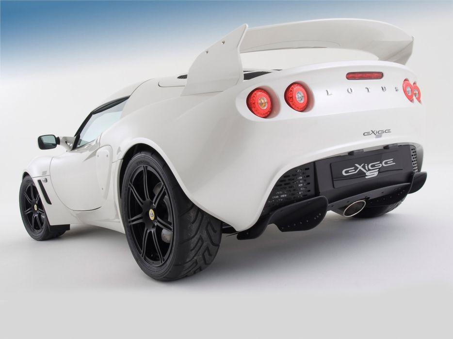 2009 Lotus Exige S supercar supercars g wallpaper
