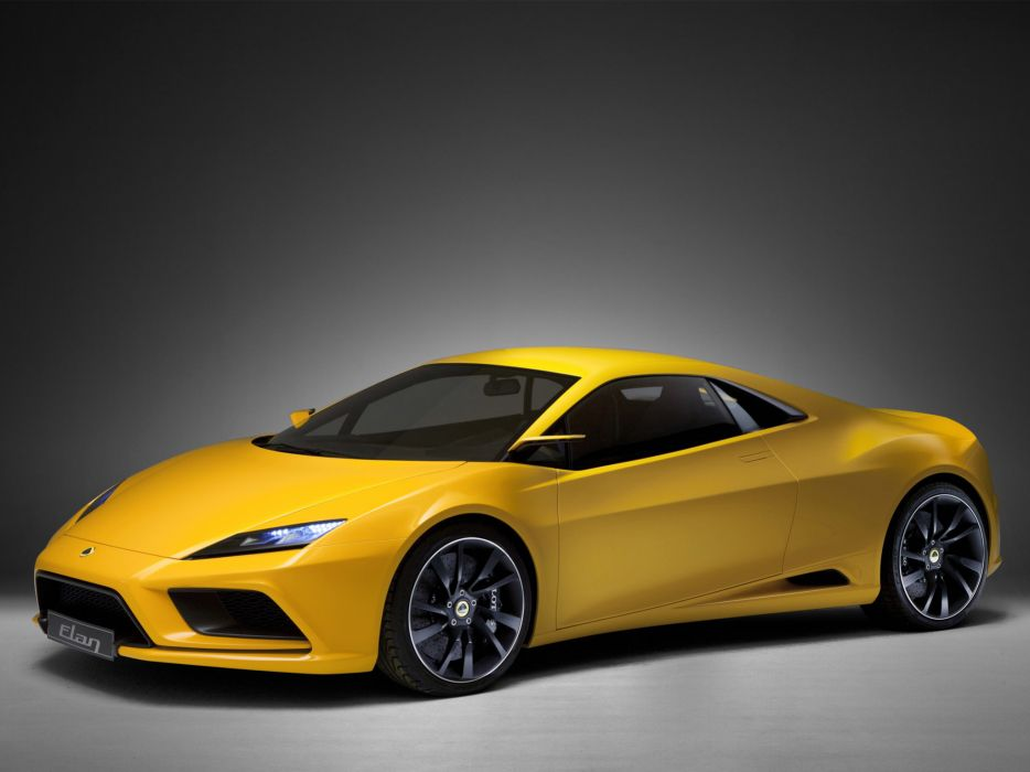 2010 Lotus Elan Concept supercar supercars h wallpaper