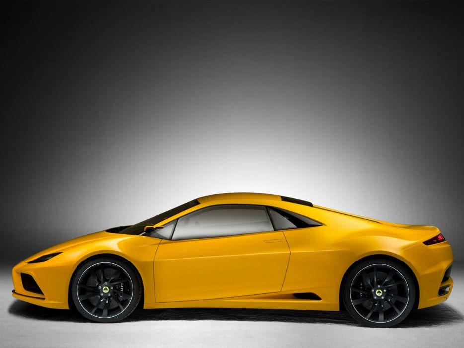 2010 Lotus Elan Concept Supercar Supercars Hf Wallpaper 2048x1536