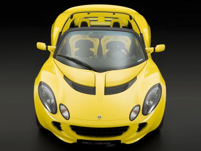 2010 Lotus Elise Club Racer supercar supercars wallpaper