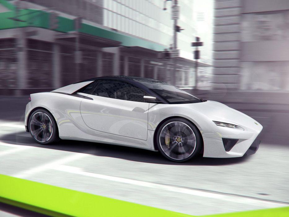 2010 Lotus Elise Concept supercar supercars  fd wallpaper