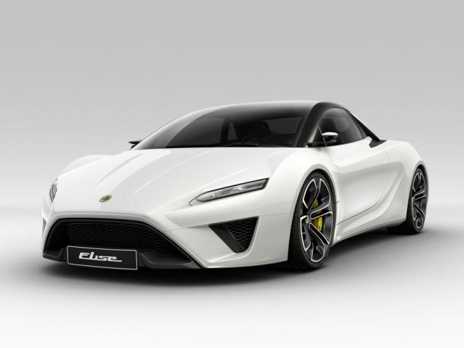 2010 Lotus Elise Concept supercar supercars d wallpaper