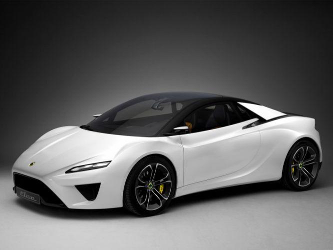 2010 Lotus Elise Concept supercar supercars h wallpaper