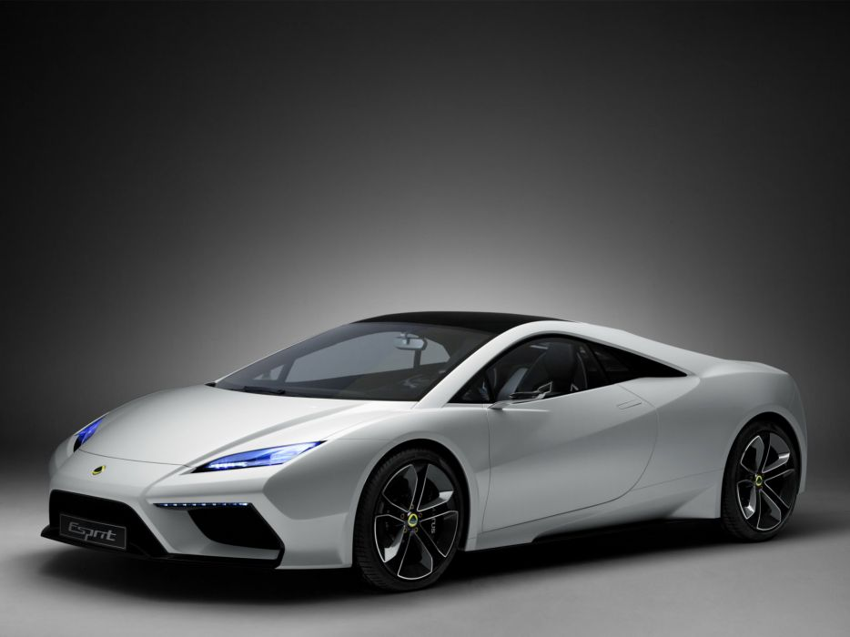2010 Lotus Esprit Concept supercar supercars   f wallpaper