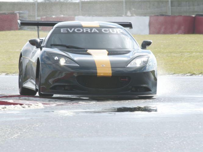 2010 Lotus Evora Cup supercar supercars f wallpaper