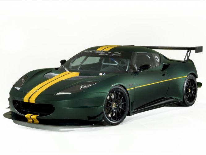 2010 Lotus Evora Cup supercar supercars wallpaper