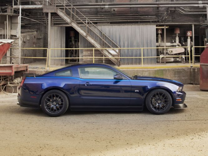 2011 Ford Mustang RTR muscle d wallpaper