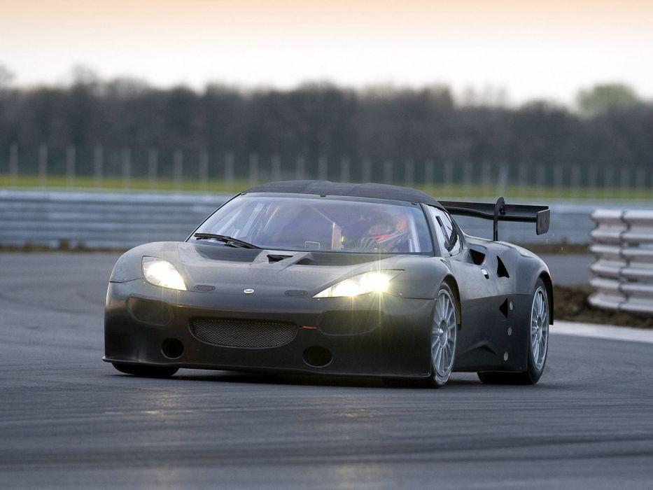 2011 Lotus Evora GTE race racing supercar supercars wallpaper