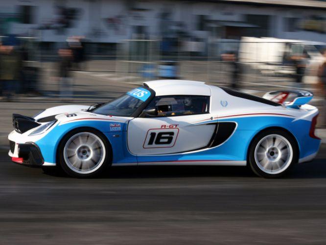 2011 Lotus Exige R-GT supercar supercars race racing f wallpaper