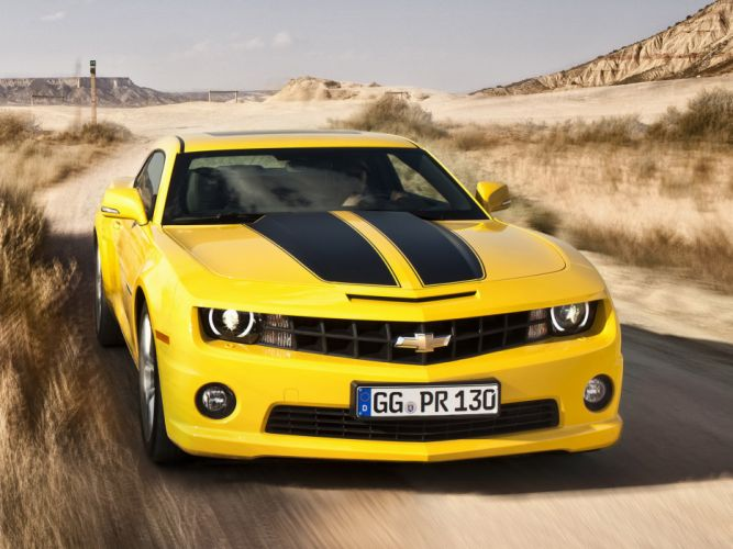 2012 Chevrolet Camaro Coupe muscle f wallpaper