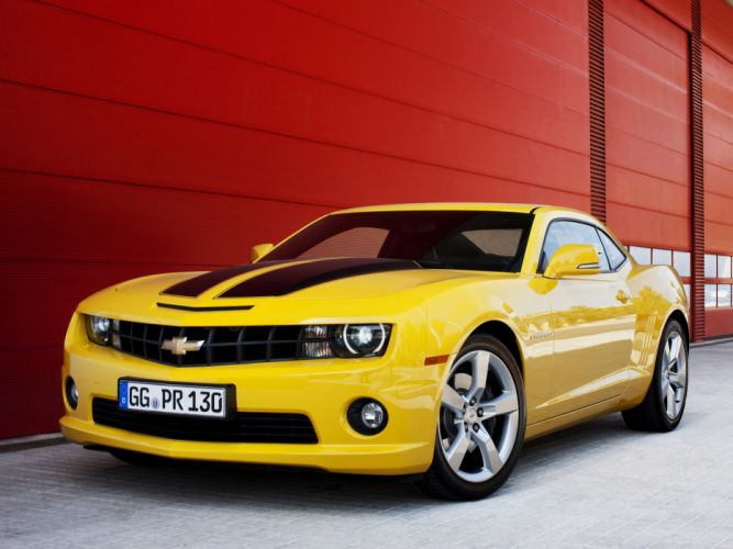 2012 Chevrolet Camaro Coupe muscle ge wallpaper