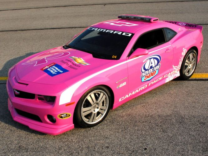 2012 Chevrolet Camaro S-S NASCAR Pace race racing muscle wallpaper