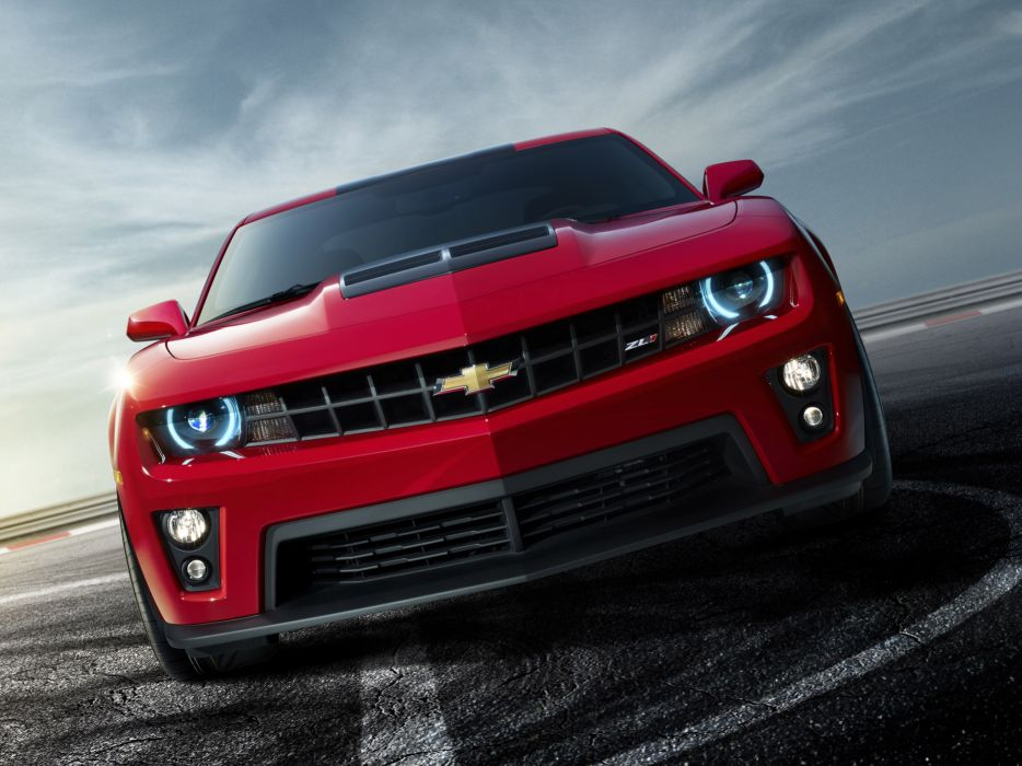 2012 Chevrolet Camaro ZL1 muscle  m wallpaper