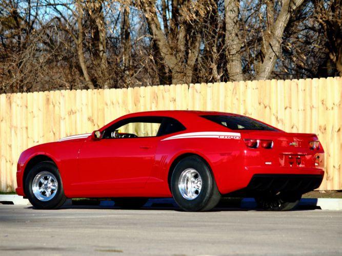 2012 Chevrolet COPO Camaro Concept drag racing race muscle hot rod rods d wallpaper