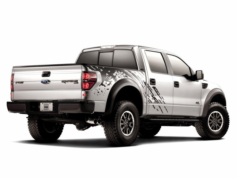 2012 Ford F-150 SVT Raptor supercrew truck 4x4   f wallpaper