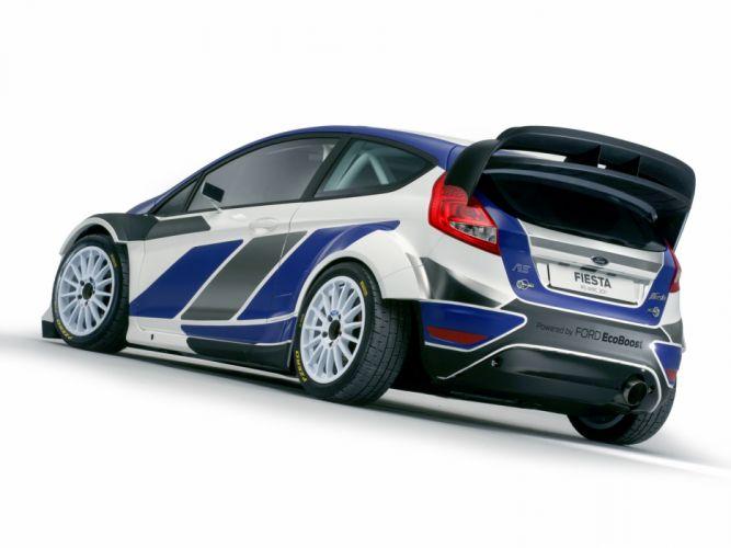 2012 Ford Fiesta R-S WRC race racing tuning f wallpaper