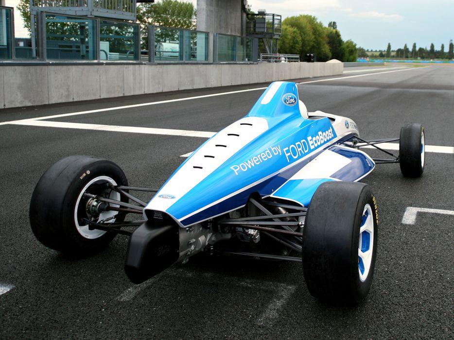 2012 Ford Formula Concept race racing   d wallpaper