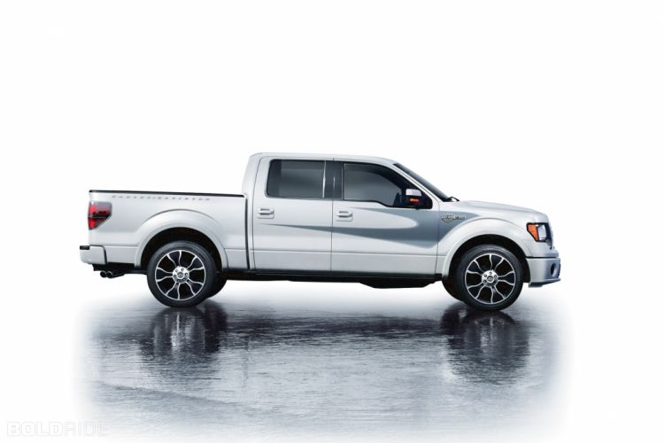 2012 Ford Harley Davidson F-150 truck muscle wallpaper