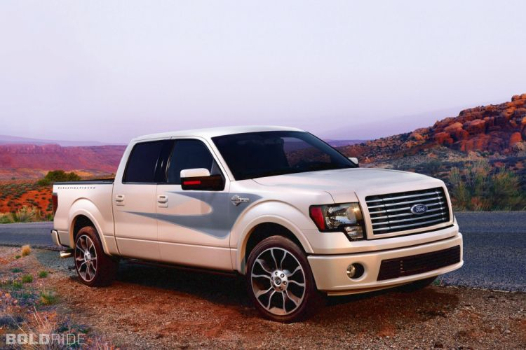 2012 Ford Harley Davidson F-150 truck muscle j wallpaper