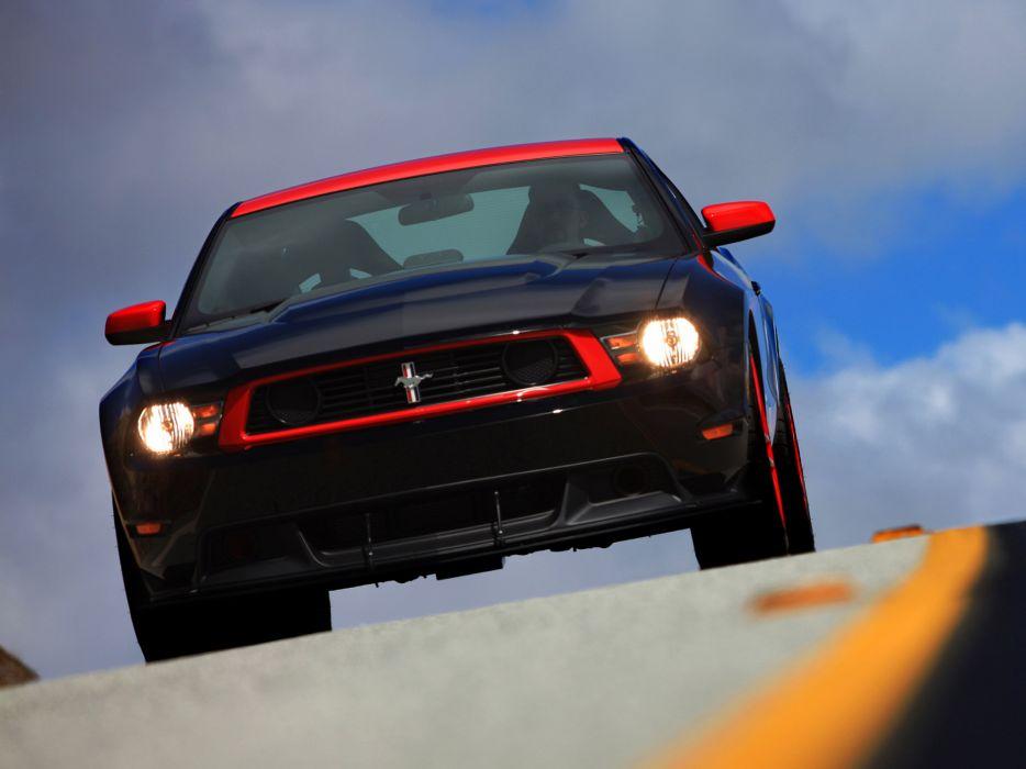 2012 Ford Mustang Boss 302 Laguna muscle s wallpaper