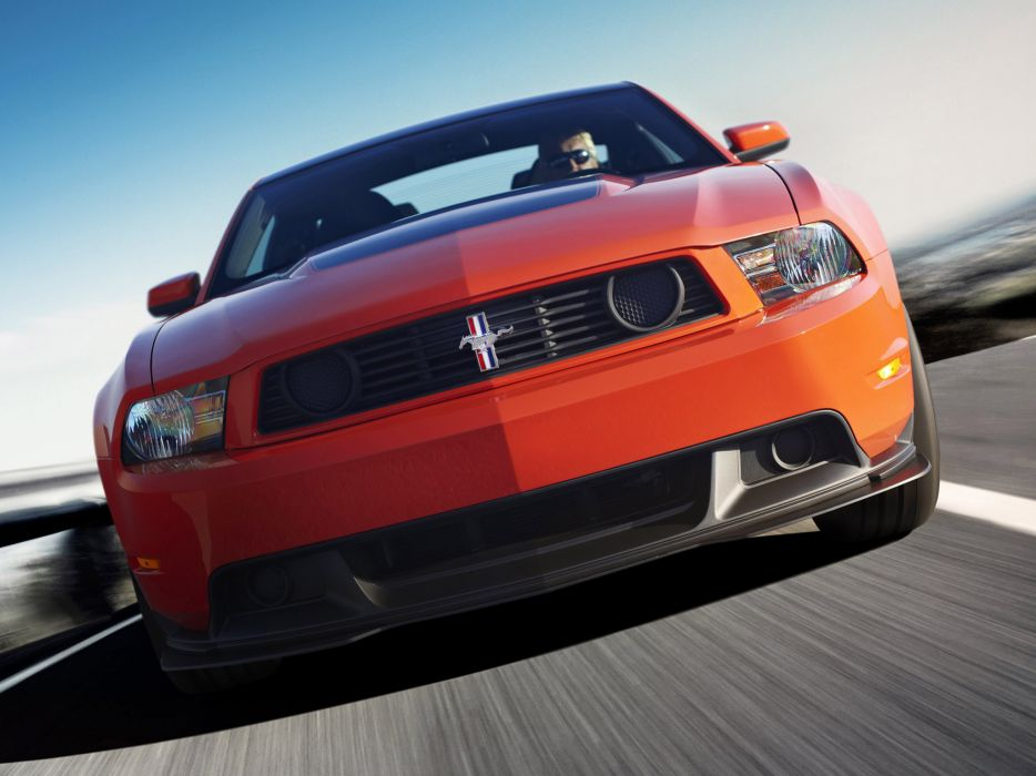 2012 Ford Mustang Boss 302 muscle     g wallpaper