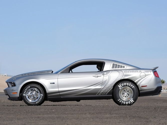 2012 Ford Mustang Cobra Jet muscle hot rod rods drag racing race f wallpaper