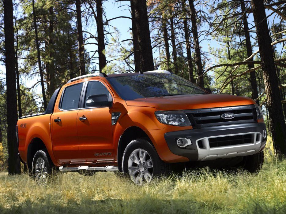 2012 Ford Ranger Wildtrak Truck G Wallpaper 2048x1536