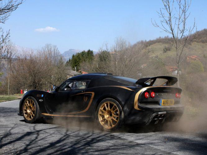 2012 Lotus Exige R-GT supercar supercars f wallpaper