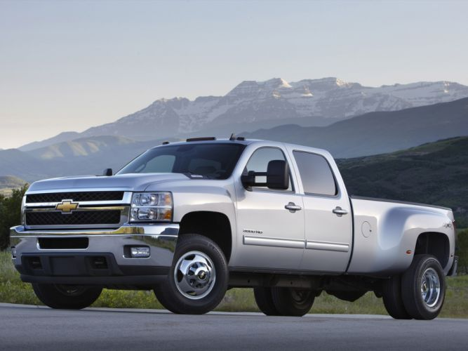 2013 Chevrolet Silverado 3500 Heavy truck 4x4 f wallpaper