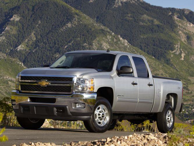 2013 Chevrolet Silverado 3500 Heavy truck 4x4 wallpaper