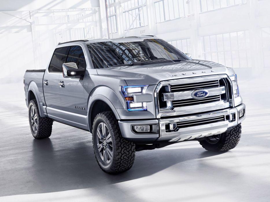 2013 Ford Atlas Concept truck wallpaper