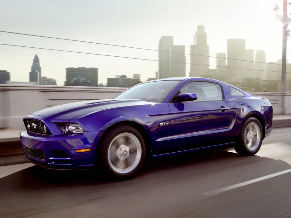 2013 Ford Mustang 5_0 G-T muscle    f wallpaper