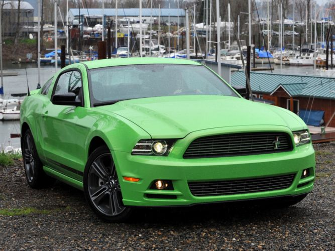 2013 Ford Mustang muscle y wallpaper