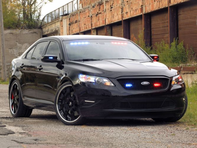 2013 Ford Stealth Police Interceptor muscle g wallpaper