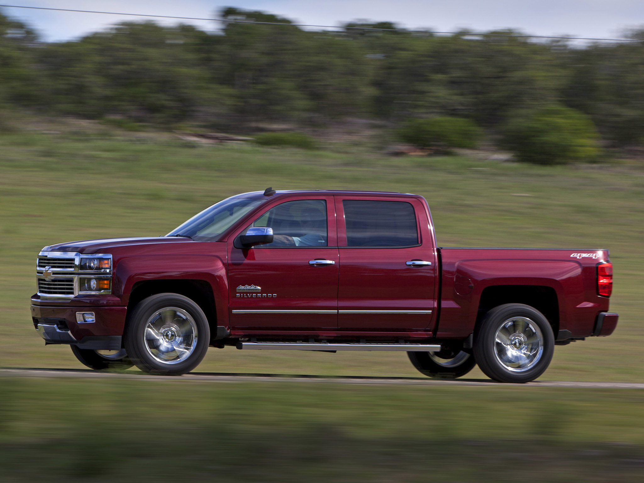 Country Truck Wallpaper 94637