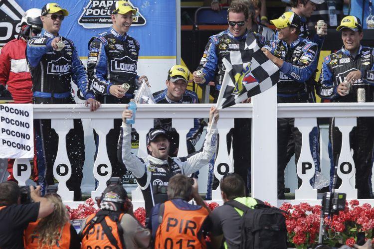 2013 nascar race racing jimmie johnson wallpaper