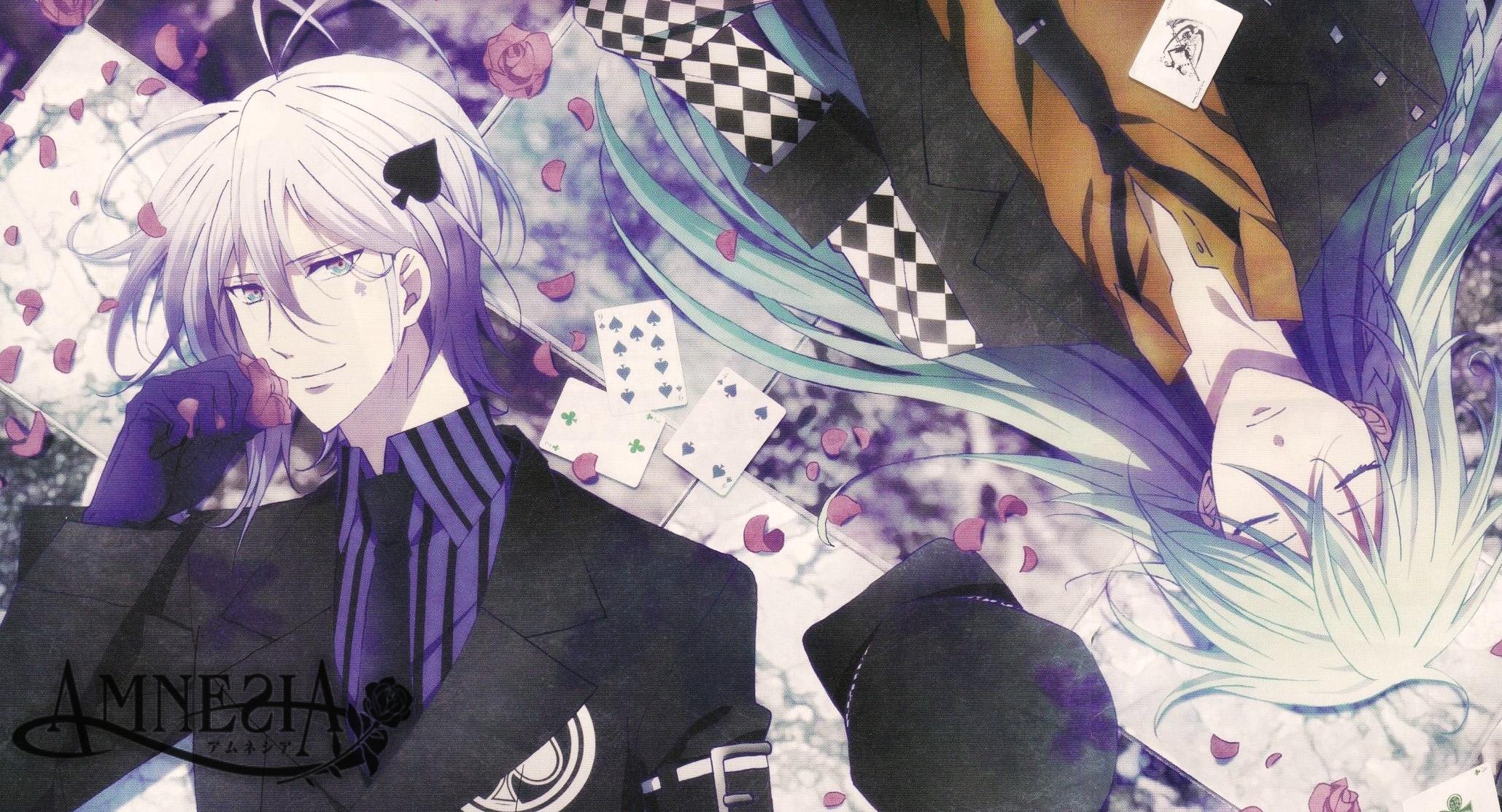 Amnesia Wallpaper 59x1114 Wallpaperup