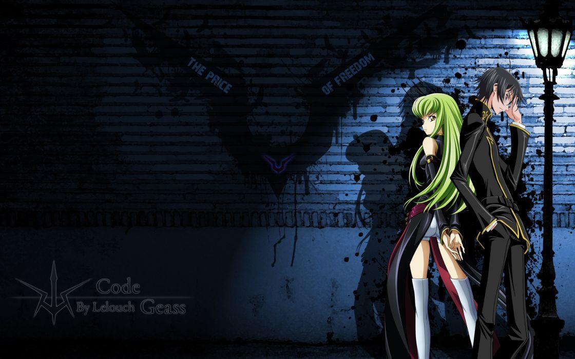 Code Geass Lelouch Rebellion wallpaper