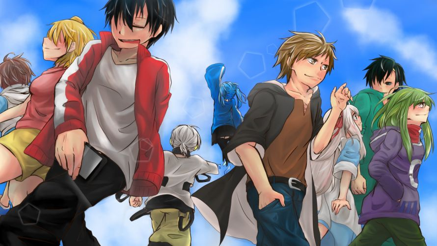 Kagerou Project f wallpaper