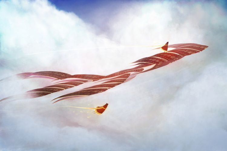 Journey (Game) wallpaper