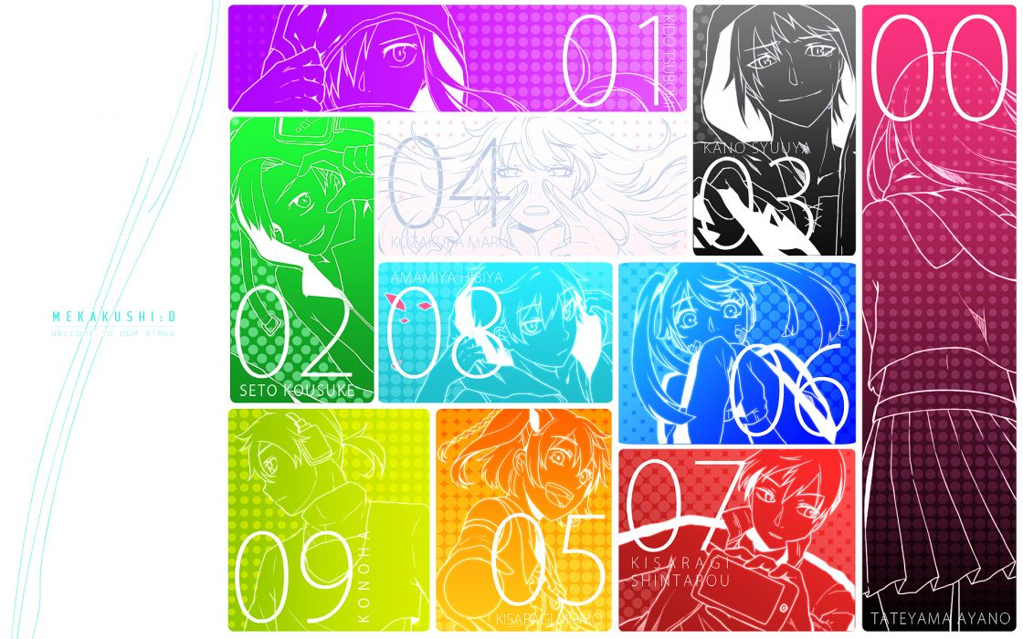 Kagerou Project wallpaper